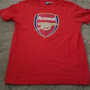 Puma Arsenal tshirt